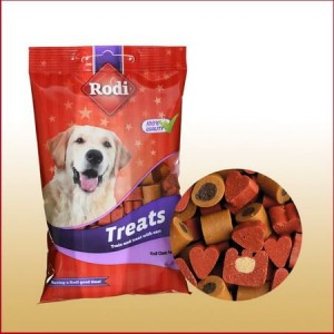 Hundeleckerlies | Treats Party Mix | 150g Beutel