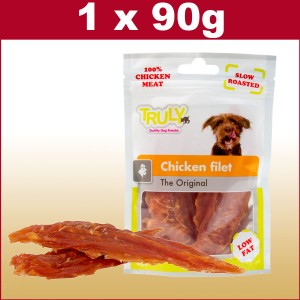 Hundesnack Chicken Filet - 90 Gramm